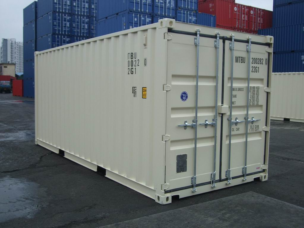 New Used Shipping Containers For Sale